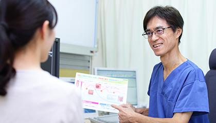 日本乳癌学会乳腺専門医による診察